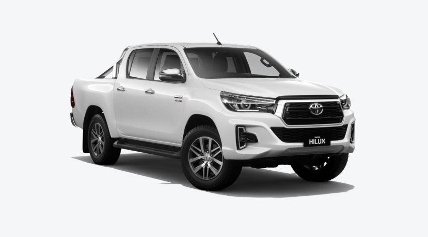 Toyota Hilux 2.8L 2016-CURRENT ECU Remap