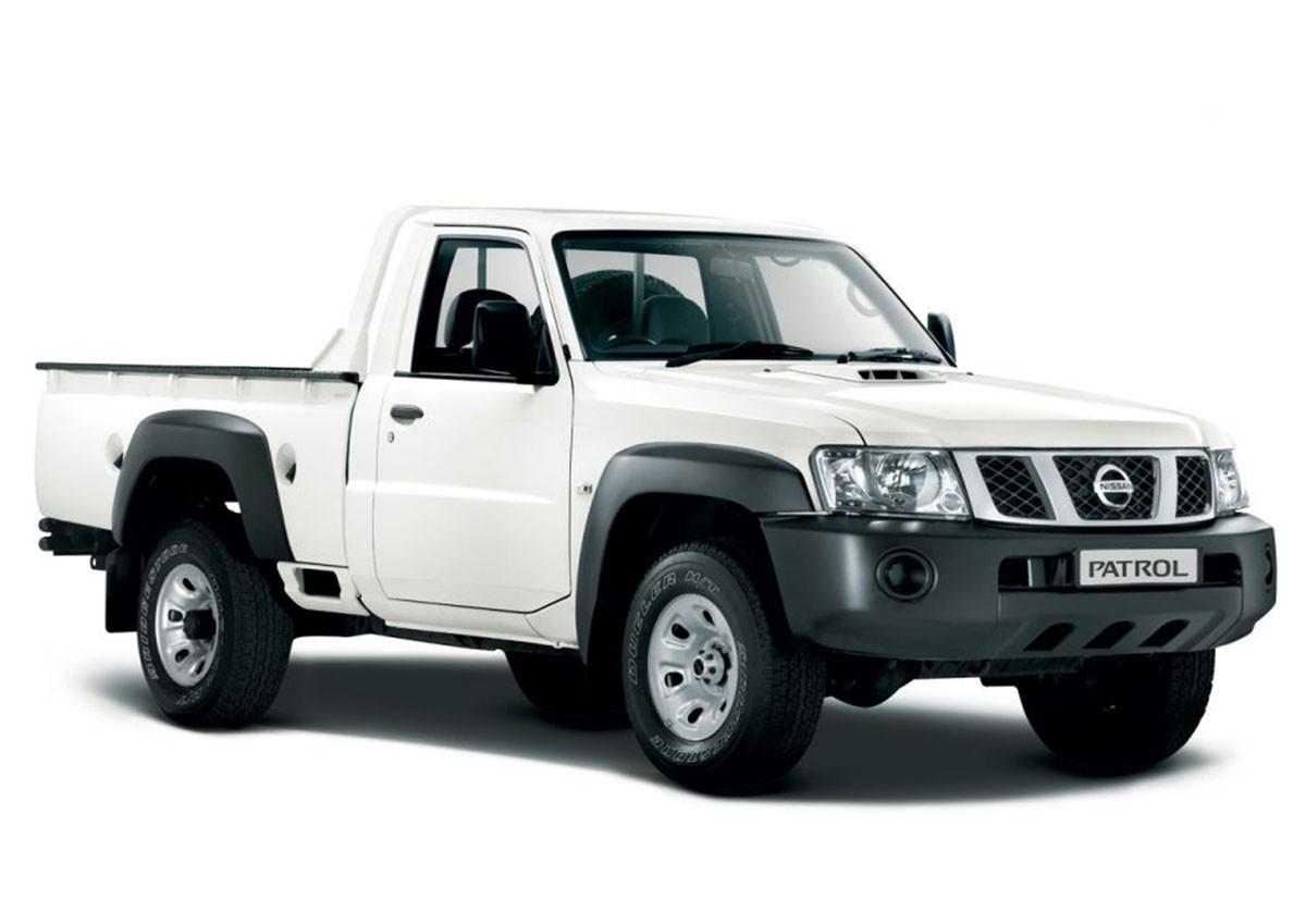 Nissan-Patrol-3.0L CRD Ute ECU Remap
