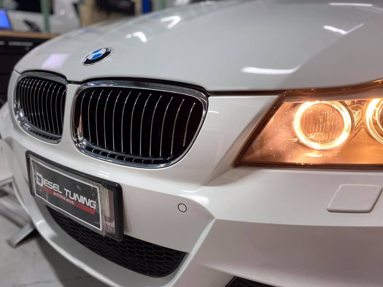 BMW 3 Series ECU Remap Diesel Tuning Brisbane