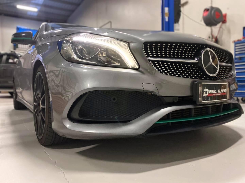 Mercedes-Benz A-Calss A250 ECU Remap