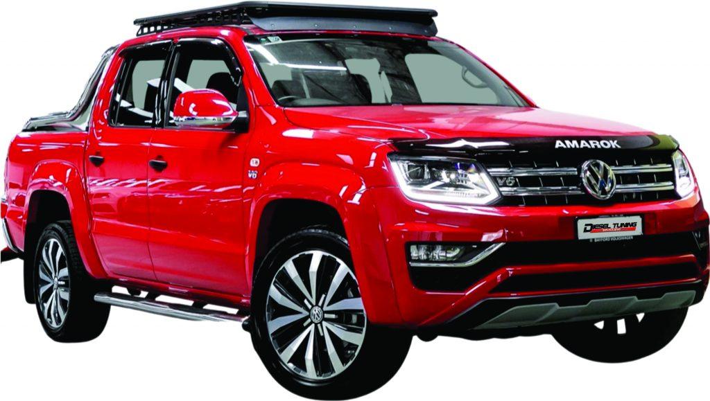 Volkswagen Amarok 3.0L TDI ECU Remap Diesel Tuning Brisbane