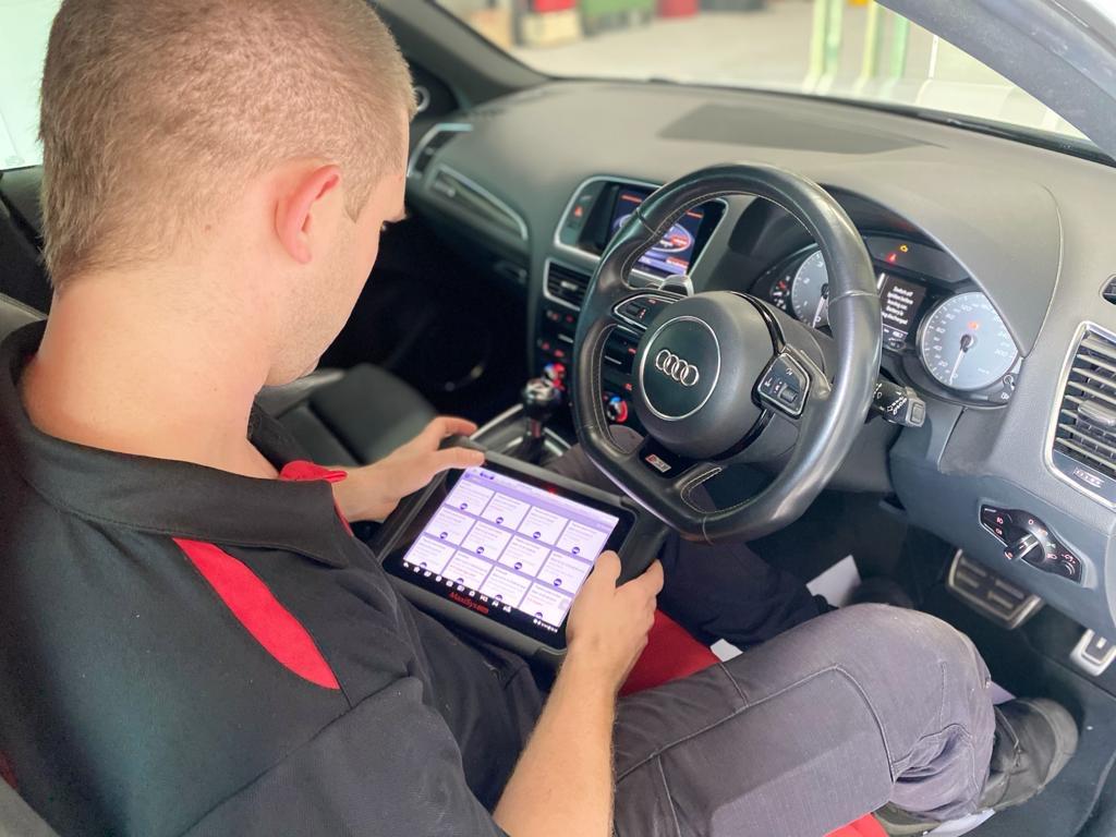 Audi A5 CCWA 3.0L TDI ECU Remap Diesel Tuning Brisbane